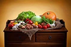 włoscy warzywa Zdjęcia Stock