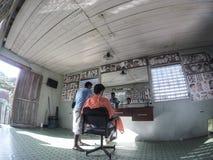 Włosiany salon w Gwatemala Fotografia Royalty Free