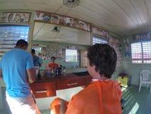 Włosiany salon w Gwatemala Obrazy Royalty Free