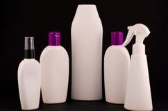 Włosiany szampon Fotografia Stock