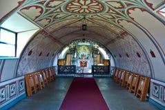 Włoska kaplica Fotografia Royalty Free