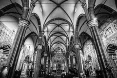 Włoska katedra obraz stock