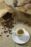 Włoska kawa espresso Obraz Royalty Free