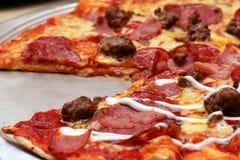 włoska pizza obraz royalty free