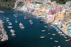 Włoska wyspa Fotografia Royalty Free
