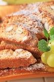 Włoski biscotti Zdjęcia Royalty Free