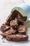 Włoski biscotti Zdjęcie Stock