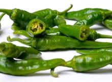 Włoski chili Zdjęcie Royalty Free