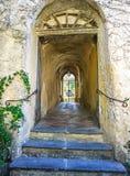 Włoski drzwi i kroki Obraz Stock