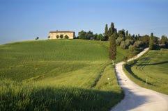 włoski landcape Fotografia Royalty Free