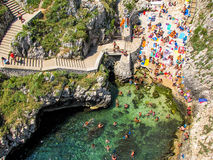 Włoski lato Fotografia Royalty Free