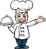 włoski szef kuchni Obrazy Stock