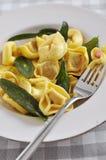 Włoski Tortellini Zdjęcia Royalty Free