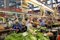 Włoski warzywo rynek Obrazy Stock