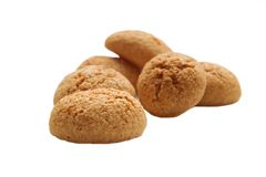 włoskie ciasteczka Zdjęcie Stock