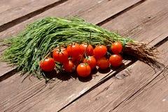 włoskie warzywa Zdjęcia Royalty Free