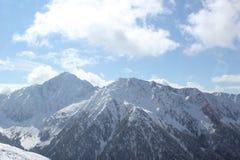 Włoskie wysokogórskie przepustki Zdjęcia Royalty Free