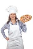 włoskiej pizzy smakowity twój Zdjęcia Stock