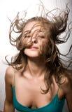 włosy Obraz Stock