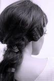 włosy Fotografia Stock