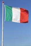 we włoszech bandery Zdjęcie Stock