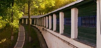W parku Zdjęcia Stock