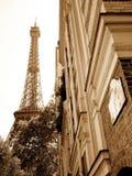 W Paryż Fotografia Stock