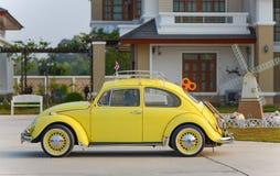 W pełni wznawiający Volkswagen Beetle modela rok 1969 Fotografia Stock