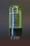 W połowie - sklejona próżniowa tubka Fotografia Royalty Free