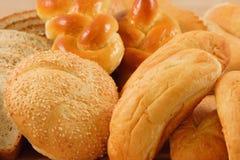 w porządku chleby Zdjęcie Stock