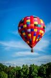 W powietrze Fotografia Royalty Free