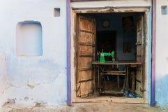 W Pushkar prosty krawiectwo, India Fotografia Royalty Free