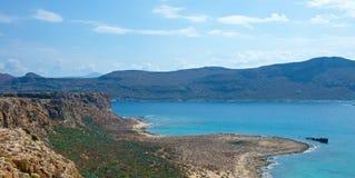Wśród wysp Morze Egejskie Obrazy Royalty Free