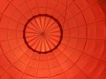 Wśrodku Balonu Fotografia Royalty Free