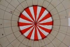 Wśrodku baloon obrazy stock