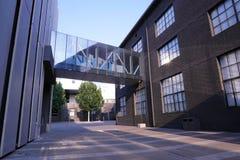 Wśrodku muzeum sztuki Fotografia Stock