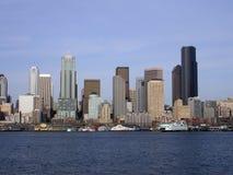 w środku Seattle Washington Zdjęcia Stock