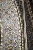 Wśrodku Seville Alcazar, Hiszpania Fotografia Royalty Free
