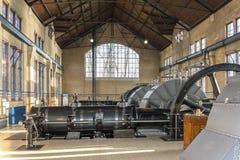 Wśrodku steamgemaal Obrazy Stock