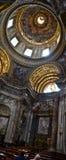 w Rzym Sant'Agnese Kościół Obraz Stock