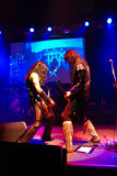 W.A.S.P. in Concert Stock Photography