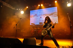 W.A.S.P. in Concert Royalty Free Stock Image