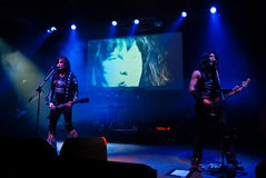 W.A.S.P. in Concert Royalty Free Stock Photo