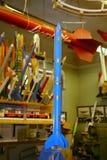 W sala lekcyjnej children sekcja rakieta i widzii pałac dzieci i młodości twórczość obraz royalty free