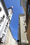 W Salzburg historyczna Architektura Zdjęcie Royalty Free