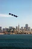 w San francisco słynący Zdjęcie Royalty Free