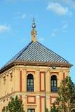 W Seville andaluzyjska architektura Zdjęcia Royalty Free
