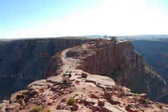 wąski plateau Zdjęcie Royalty Free