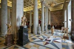 W stanu eremu, pałac kwadrat Zdjęcie Stock