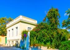 W starym Ateny Fotografia Stock
